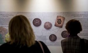 Erdélyi tallérok kiállítás